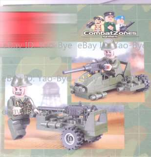 WORLD WARS 2 ARMED JEEP HEAVY MACHINE GUNS BUILDING TOYS 28 BRICK
