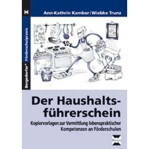 (9783834435248): Wiebke Trunz Ann Kathrin Kamber: Books
