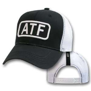 ATF HAT CAP LAW ENFORCEMENT MESH HATS CAPS Everything