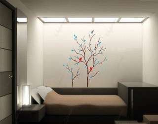 Wall decal    Love Nest(40 inch tall)    Wall Art Home Decors Murals