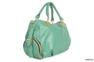 New Women Sided Pockets Luxury Medium Totes Crossbody Shoulder Bags