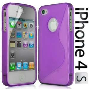 /Hybrid Hard Case Cover Protector for Apple iPhone 4 4S (2011) 4G HD