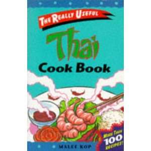 Cook Book (The Really Useful Series) (9781853915604) Malee Kop Books