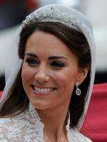 Replica Kate & William Royal Wedding Hair Crown Tiara