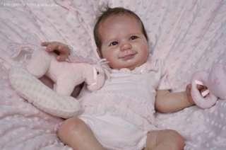 Doll Kit Supply Baby ELIZA by Donna Rubert Lifelike 18 7195