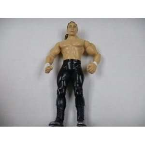WWF Wrestling Shawn Michaels Action Figure with Black Pants By Jakks