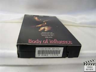 of Influence VHS Nick Cassavettes, Shannon Whirry 019485163032