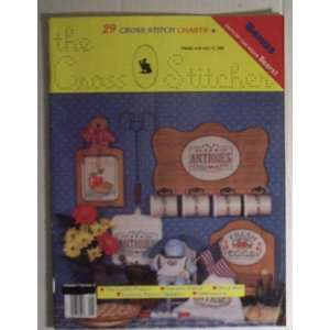29 Cross Stitch Charts Craft Magazine   Vol 7 Number 2: Multiple