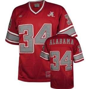 Alabama Crimson Tide All Time Team Color Football Jersey