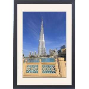Burj Khalifa, the tallest man made structure in the world