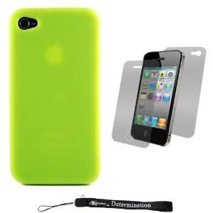 Smooth Durable Protective Silicone Skin Cover Case for Apple iPhone