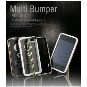 Zenus High Quality Cell Phone Case For Apple iPhone 4