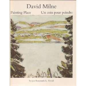David Milne Painting place  David Milne  un coin pour