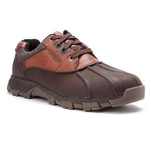 Sperry Top Sider Wetlands Low Mens Insulated Boots Brown/Tan Sz 11