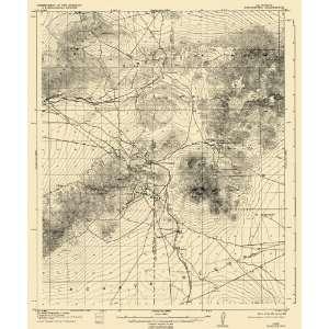 USGS TOPO MAP RANDSBURG QUAD CALIFORNIA (CA) 1912