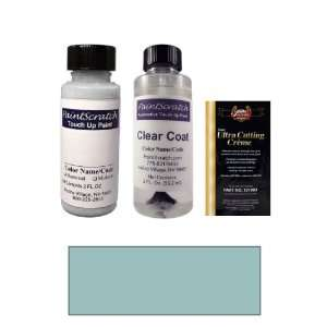 2 Oz. Powder Blue Paint Bottle Kit for 1977 AMC Hornet (7D