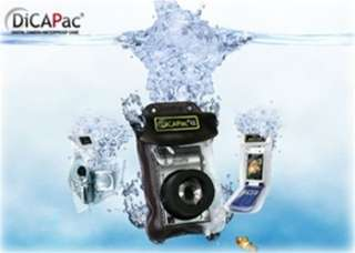 DiCAPac WP 410 Digital Camera Waterproof Housing Case