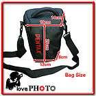 Large Waterproof Camera Case Bag for Pentax K20D K100D KX KR K10D