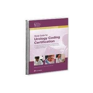 : Study Guide for Urology Coding Certification: DecisionHealth: Books