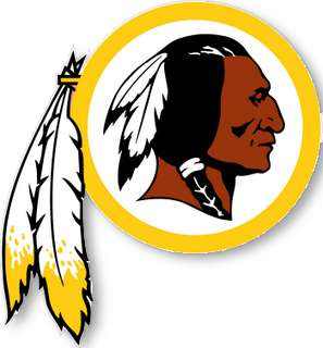 WASHINGTON REDSKINS NFL Logo wall,window,sticker,decal