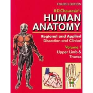 Human Anatomy Regional & Applied (Dissection & Clinical