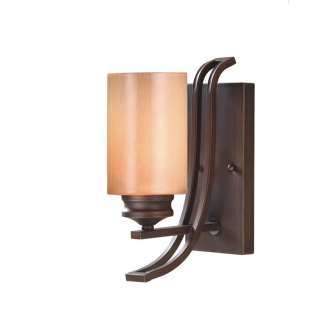 NEW 1 Light Wall Sconce Lighting Fixture, Sovereign Bronze, Regal