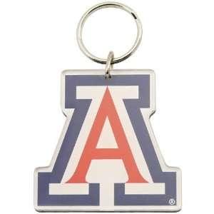 Arizona Wildcats High Definition Logo Keychain  Sports