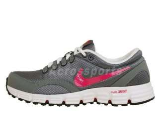 Nike Wmns Dual Fusion RN Grey Pink Light Running Shoes