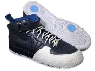 NIKE Jordan AJF 12 Men White/Navy Basketball Shoes