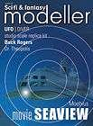 SCI FI & FANTASY MODELLER 25 Gerry Anderson Seaview Buck Rogers Space
