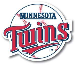 Minnesota Twins Vinyl Die cut Decal / Sticker ** 3 Sizes **
