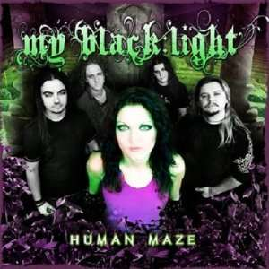 Human Maze My Black Light Music