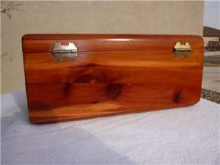 LANE Mini Cedar Hope Chest / Jewelry Box Reno, Nevada