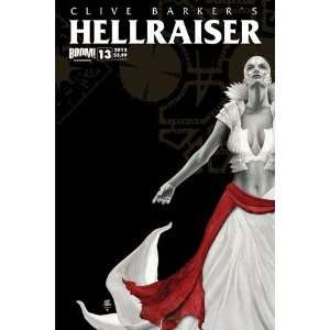 Clive Barkers Hellraiser Vol 2 #13 Cover A Various Books