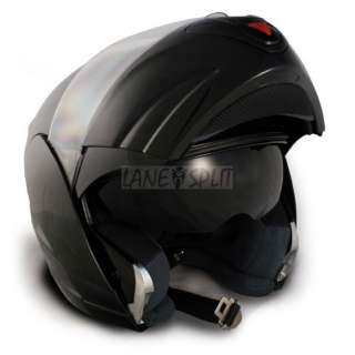 Vcan Modular Flip Face Bluetooth Motorcycle Helmet