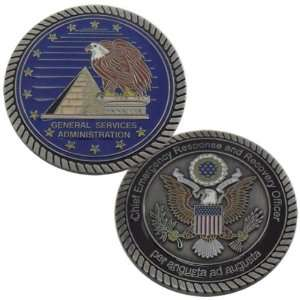 General Services Administration Challenge Coin Everything