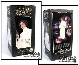 Star Wars Statue Sideshow Toys Premium Format Princess Leia Organa
