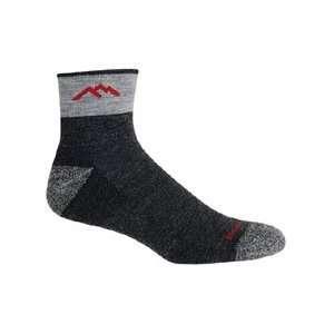 Darn Tough 1/4 Sock Cushion   Hike and Trek Series Sports