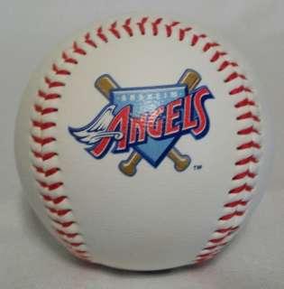 Anaheim Angels Logo Baseball