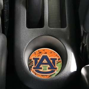 Auburn Tigers Absorbent Auto Coaster Automotive