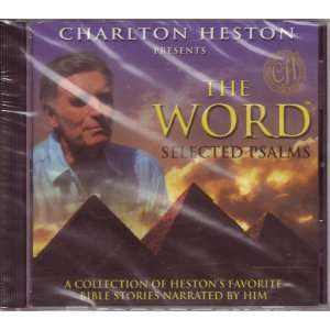 Charlton Heston Presents the Word Selected Psalms (Bible