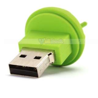 Style USB 2.0 Lovely/Hello Kitt Robot Flash Memory Drive 2GB 4GB 8GB