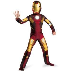 Lets Party By Disguise The Avengers Iron Man Mark VII Classic Child