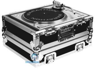 MA 1200B MARATHON FLIGHT ROAD DELUXE TURNTABLE CASE FITS TECHNICS 1200