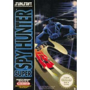 Super Spy Hunter: Sunsoft: Video Games