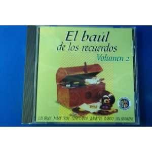 El baul de los recuerdos Volumen 2: VARIOUS: Music
