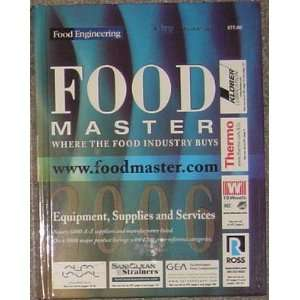 Food Master, Where the Food Industry Buys, Food