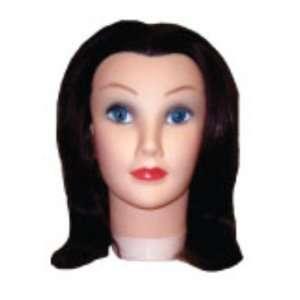 Hair Art Debbie Mannequin 12 100% Human Hair Beauty