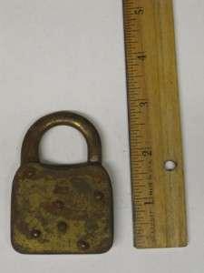 CoRbIN Antique Vintage Padlock Pad Lock