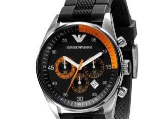 Reloj de AR5878 cronógrafo de los nuevos de emporio armani hombres de